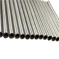 China 201 Round Stainless Steel Pipe Cold Rolled / Hot Rolled Seal Ends on sale
