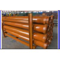 Wholesale Tremie Pipe Drilling Rig Tools Concrete Pump Pipe Threaded Joints Wire Cable Joints from china suppliers
