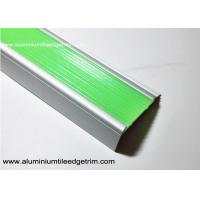 Wholesale Aluminium Photoluminescent Stair Nosing With 50 mm Width And 20 mm Height from china suppliers