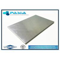 China Oversized Aluminum Honeycomb Panels 10mm Thickness Mill Finished Surface on sale