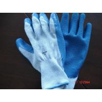 Working Latex Safety Gloves / Scaffolding Safety Products / Gloves
