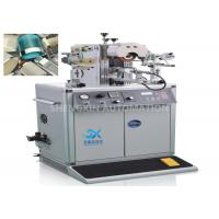 Semi - Automatic 700W Hot Foil Stamping Machine For Irregular Shape for sale
