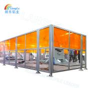 Wholesale Anodized industrial aluminum Machine Housings and Protective Fences for Increased Occupational Safety from china suppliers
