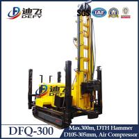 Manufacturer of DFQ-300 Pneumatic Rock Water Well drilling rig machine