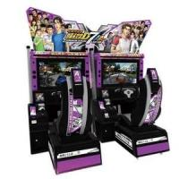 Wholesale Initial D7 Racing Kids Arcade Machine , Racing Custom Made Arcade Machines from china suppliers