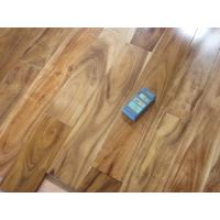 Buy cheap solid Acacia wood flooring(small leaf)Chinese walnut flooring from wholesalers