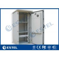 China 19'' Rack Outdoor Telecom Cabinet High Integration Air Conditioner Cooling System for sale