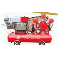 Wholesale 140L Air Tank Oilless Mining 15HP Air Compressor , 2 m³ /min Portable Air Compressor from china suppliers