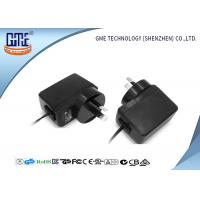 China 12V 6 W Wall Power Adapter , switching power adapter with AU 2 - pin AC Plug on sale