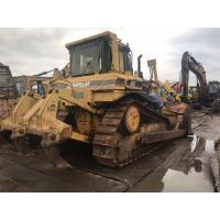 CAT Ripper Second Hand Bulldozers 141KW Engine Power Good Condition D6R for sale
