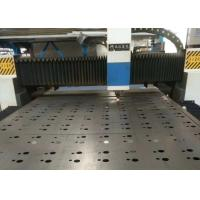 Wholesale Desktop Cnc Laser Cutting Machine , Industrial Cnc Laser Cutter 1-40000mm/ Min from china suppliers