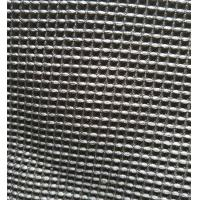 Buy cheap Waffle Microfiber 300gsm 150cm Width For Beddings Clothes Black Wholesale Fabric from wholesalers