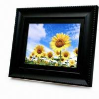 Wholesale 8-inch Digital Photo Frame, Supports SD, MMC and MS Cards from china suppliers