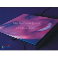 Wholesale Interactive floor LED dance display system,Man-machine interactive dance floor LED screen from china suppliers