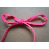 Wholesale Rose Red Elastic Webbing Straps Jacquard Garment Accessories from china suppliers
