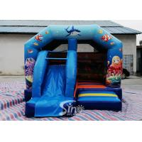 Buy cheap Commercial outdoor ocean park kids combos with slide for amusement park from from wholesalers