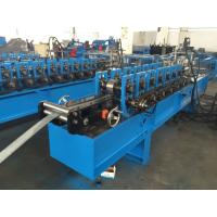 High Speed Steel Stud Roll Forming Machine with Manual Decoiler 0.4-0.8mm