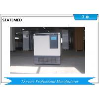 Cryogenic Medical Deep Freezer 128L Top Open For Biological Lab / Blood Bank for sale