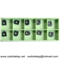 Wholesale Solid carbide milling inserts D3200-D08 from china suppliers