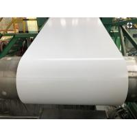Wholesale Durable Pre Painted Galvanized Coils Width 1200mm Thickness 0.18mm Corrosion Resistant from china suppliers