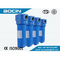 Automatic drain Compressed Air Filters Housing / High pressure gas filter