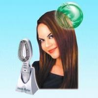 Wholesale Ionic Hair Brush, Ideal for Hair Styling, Operated by 2 x AA Battery from china suppliers