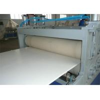 Buy cheap PVC Foaming Profile / Wood Door Panel Making Machine Fully Automatic from wholesalers