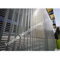 Best Decorative Stainless Steel Perforated Metal Wall Panels / Fence / Plate wholesale