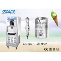 Soft Serve Freezer Frozen Yogurt Ice Cream Maker For Bars / Cafes / Dessert Shops for sale