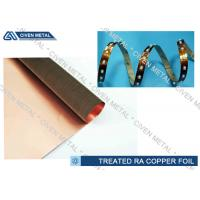 Wholesale High Performance Rolled Annealed Copper Foil  ,  Thin Copper Foil for Laminating from china suppliers
