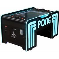 Wholesale Redemption Arcade Game Machine Pong Coffee Table In Office Or Bar from china suppliers