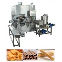 Wholesale High Efficiency Cookie Forming Machine Eggroll Production Processing Line 50kg/H from china suppliers