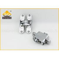 Italy Invisible Door Hinges Adjustable Three Way , Right Or Left Hand Applicable