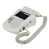 Automatic FHR Curve Doppler Fetal Heart Monitor With Touch And Color LCD Display for sale