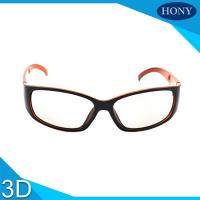 Best Reald  PC Plastic Circular Polarized 3D Glasses For 3D Movies wholesale