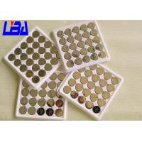 China 3V Lithium Button Cell Battery , 20mm * 3.2mm Rechargeable Button Cell Batteries on sale