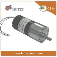 long life 12V 24v 37mm brushless geared motor