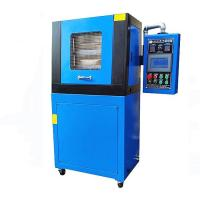Wholesale 10 Ton 50 Ton Hydraulic Rubber Plastic Shop Press , Lab Hydraulic Press from china suppliers