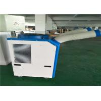 Wholesale 220v 50hz Portable Evaporative Air Cooler 1.5 Ton Flooring Standing Mounting from china suppliers