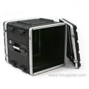Best music equipment case 10 ABS rack case wholesale
