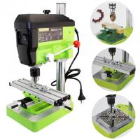 China 220V High Quality Micro Electric Drilling Machine Metal Variable Speed Mini Drill Press on sale