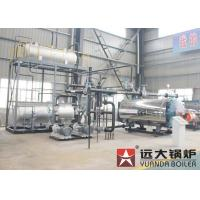 Quality 7000Kw Diesel Fired Thermal Oil Heater Boiler For Wood Processing Industry for sale