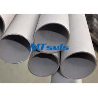 Best ASTM A790 / A789 F51 / F53 Annealed / Pickled Duplex Steel Seamless Pipe wholesale