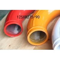 Wholesale Twin Wall Concrete Pump Pipe 65HRC For Zoomlion Truck Mounted Boom Pump from china suppliers