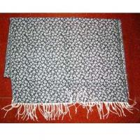 Wholesale Acrylic Woven Scarf, Measuring 170 x 60 x 8cm from china suppliers