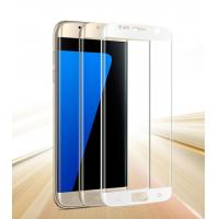 Wholesale Waterproof Ultra Clear Samsung Tempered Glass Screen Protector 3D Round Edge from china suppliers