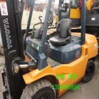 Wholesale used  forklift 4t  toyota forklift from china suppliers