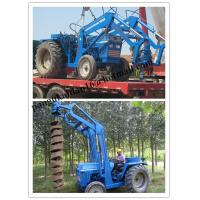 Wholesale Earth Excavator/pile driver,Earth Drill/Deep drill/pile driver from china suppliers