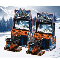 Wholesale Fashion Motor Racing Game Machine Snow Cross Motorcycle For Children from china suppliers