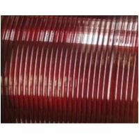 Wholesale Flat Enamelled Copper Winding Wire Single Sided Self - Adhesive For Transformers from china suppliers